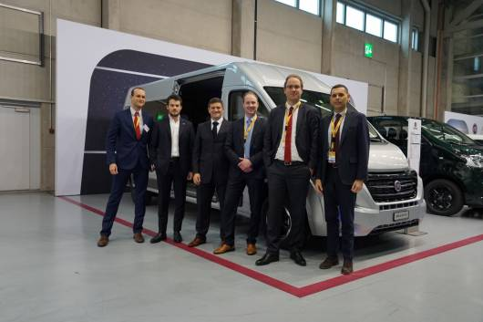 FCA Fiat Ducato Shuttle: Der Jüngste Spross in der Familie
