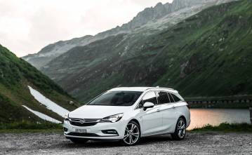 Opel Astra Sports Tourer Excellence