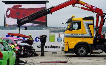 AXA Crashtests 2019