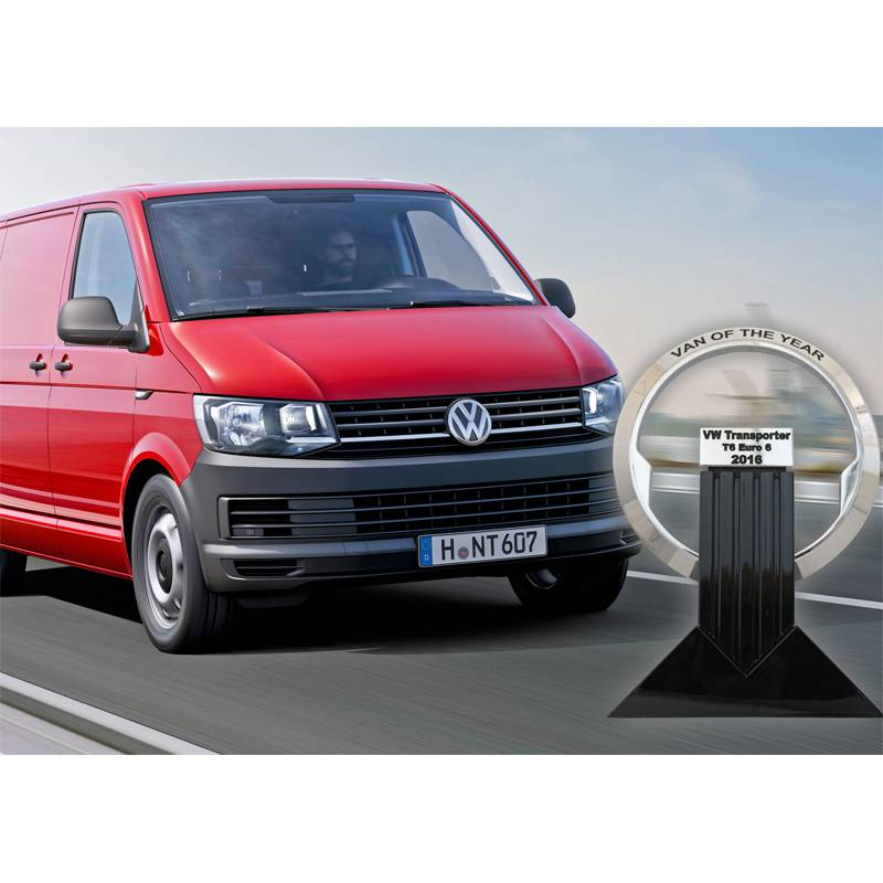 Der VW-Transporter T6 ist «International Van of the Year»