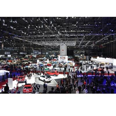 86. Automobil-Salon Genf: positive Bilanz