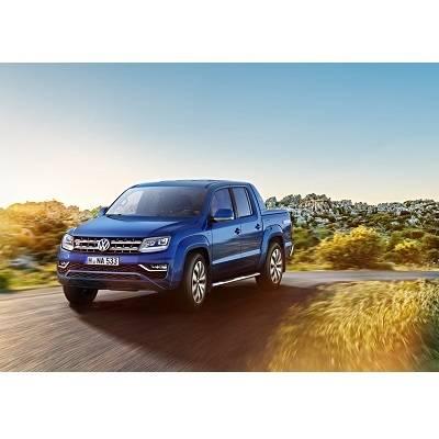 VW rollt den neuen Premium Pick-up Amarok an