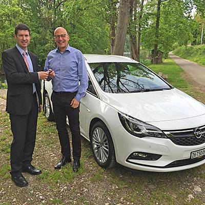 sffv testet «Car of the Year 2016»
