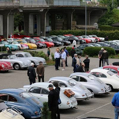 Erfolgreicher Porsche Classic Day in Schinznach-Bad