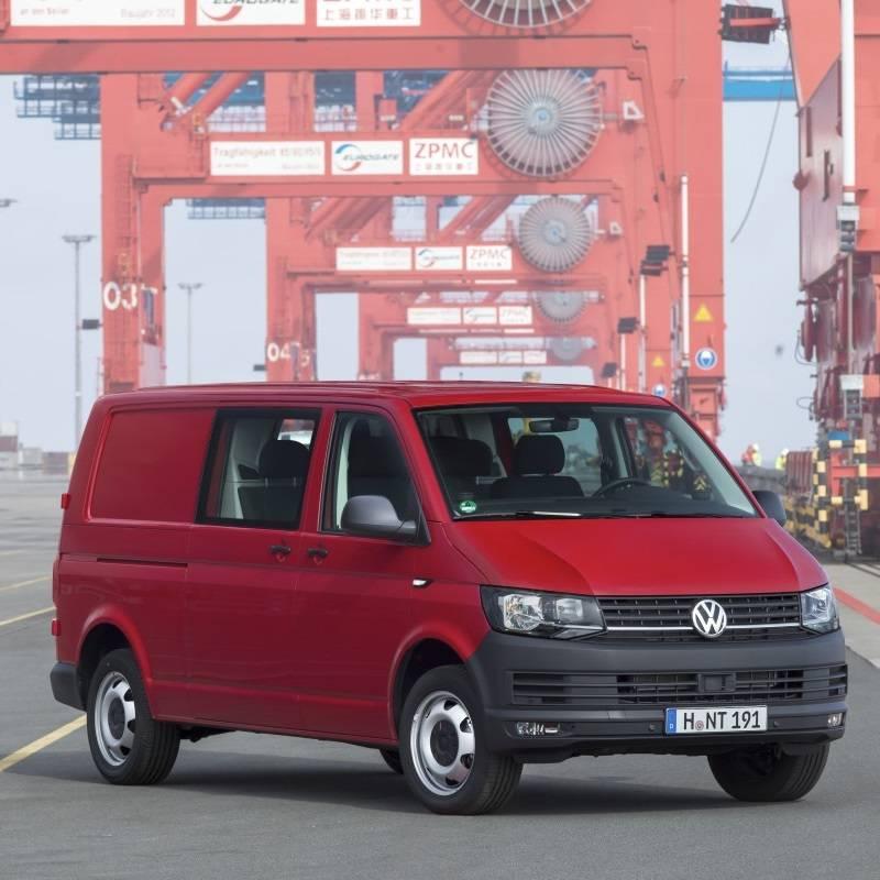 VW stellt Transporter Kastenwagen Plus vor