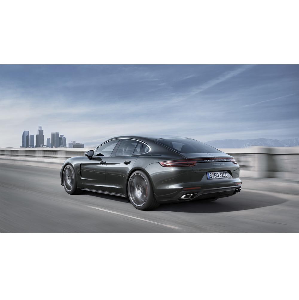 Porsche stellt neuen Panamera vor