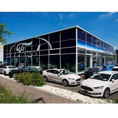 Erster offizieller FordStore in der Deutschschweiz eröffnet