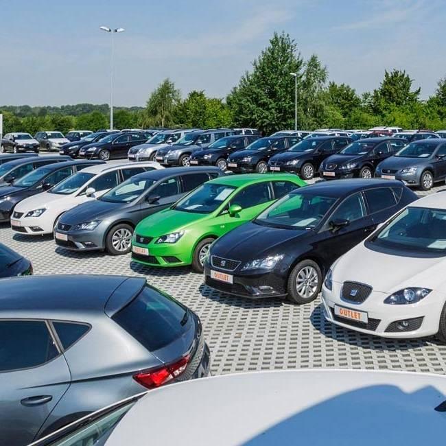 Automarkt im 1. Halbjahr auf hohem Niveau