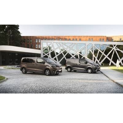 Der neue Toyota Proace Verso - Familienfreund und Geschäftspartner