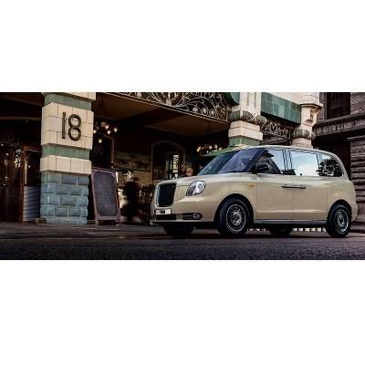 Emissionsarme Taxis von LTC kommen 2018 nach Europa