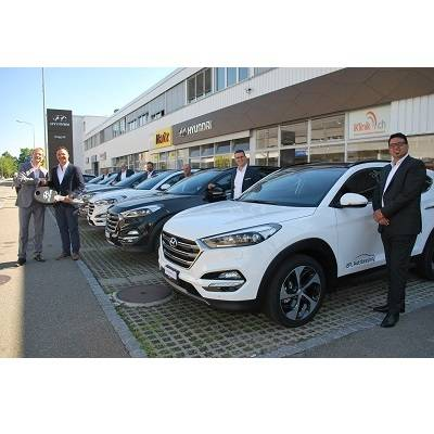 EFL Autoleasing AG setzt weiter auf Hyundai