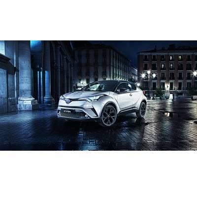 Toyota lanciert exklusive First-Edition des neuen C-HR