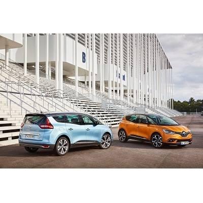 Renault: Neuer Scenic und Grand Scenic