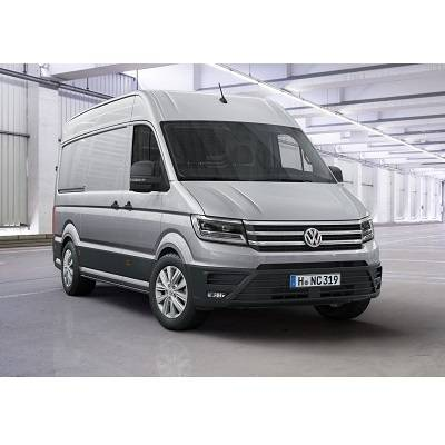 Der neue Crafter ist International Van of the Year 2017