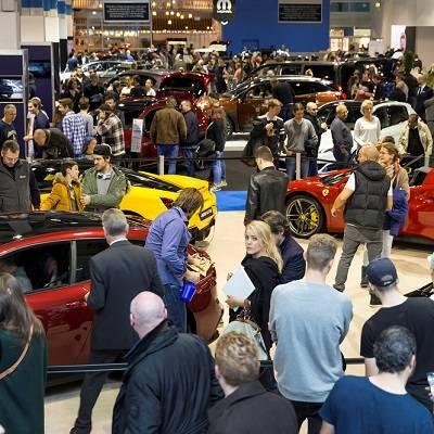 Auto Zürich 2016: Messe-Mix fand grossen Anklang