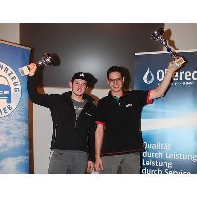Wir sind Europameister der Automobil-Mechatroniker