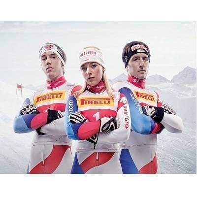Pirelli als Sponsor der Ski- und Eishockey-WM