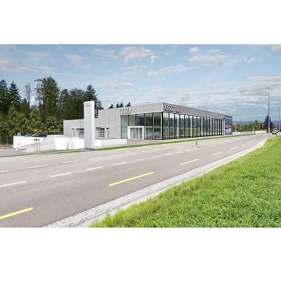 Eröffnung der AMAG Baden