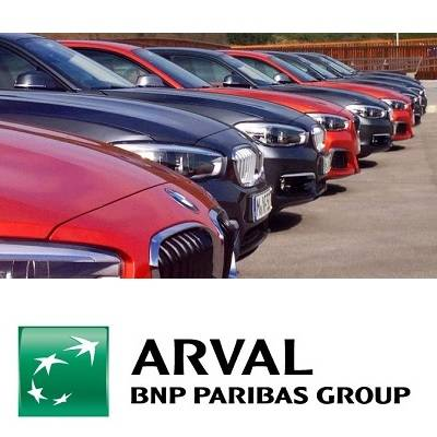 Arval weltweit mit einer Million Leasingfahrzeugen