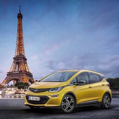 Opel Ampera-e: E wie extrem viel Reichweite