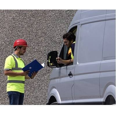 Leichter Rückgang bei den Lieferwagen-Neuimmatrikulationen 2016