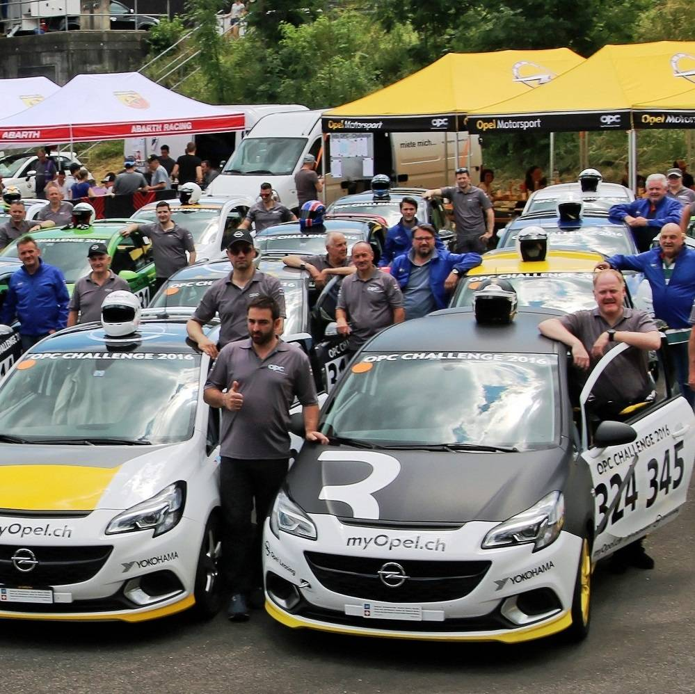 Opels OPC-Challenge geht in die nächste Runde