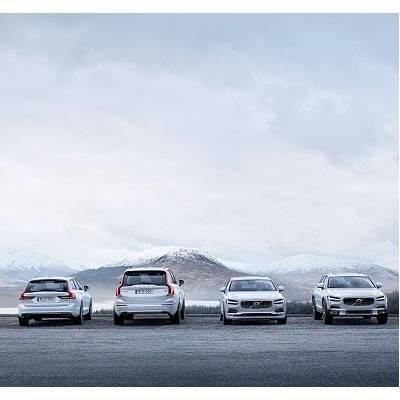Flexibles Leasing Modell von Volvo Schweiz für Geschäftskunden