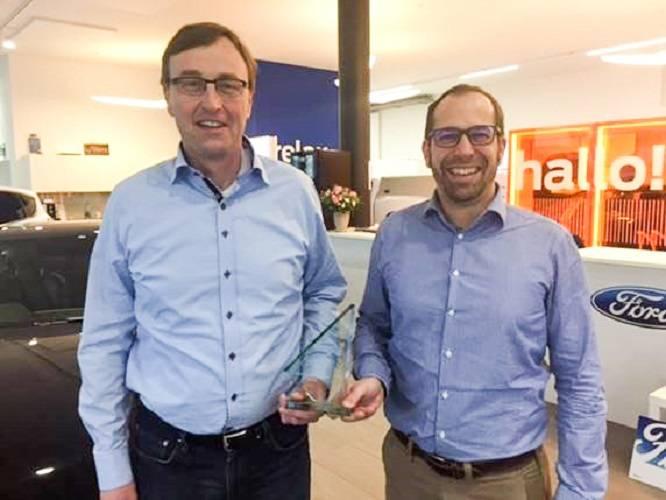 Imholz Autohaus AG Cham ist Ford Händler des Jahres