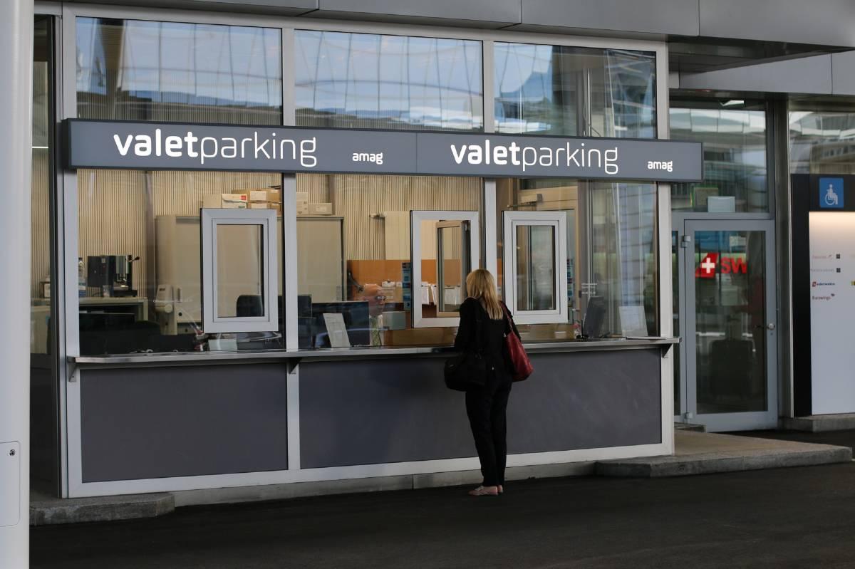 AMAG erhält erneut Zuschlag für Valet Parking am Flughafen Zürich