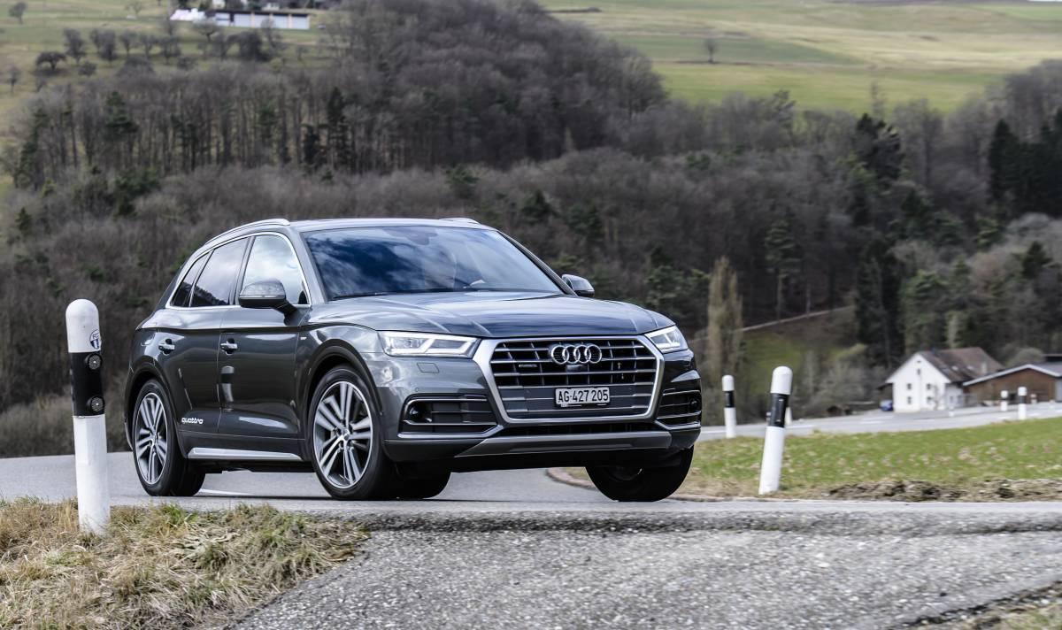 Audi Q5: Eine ganz neue Generation