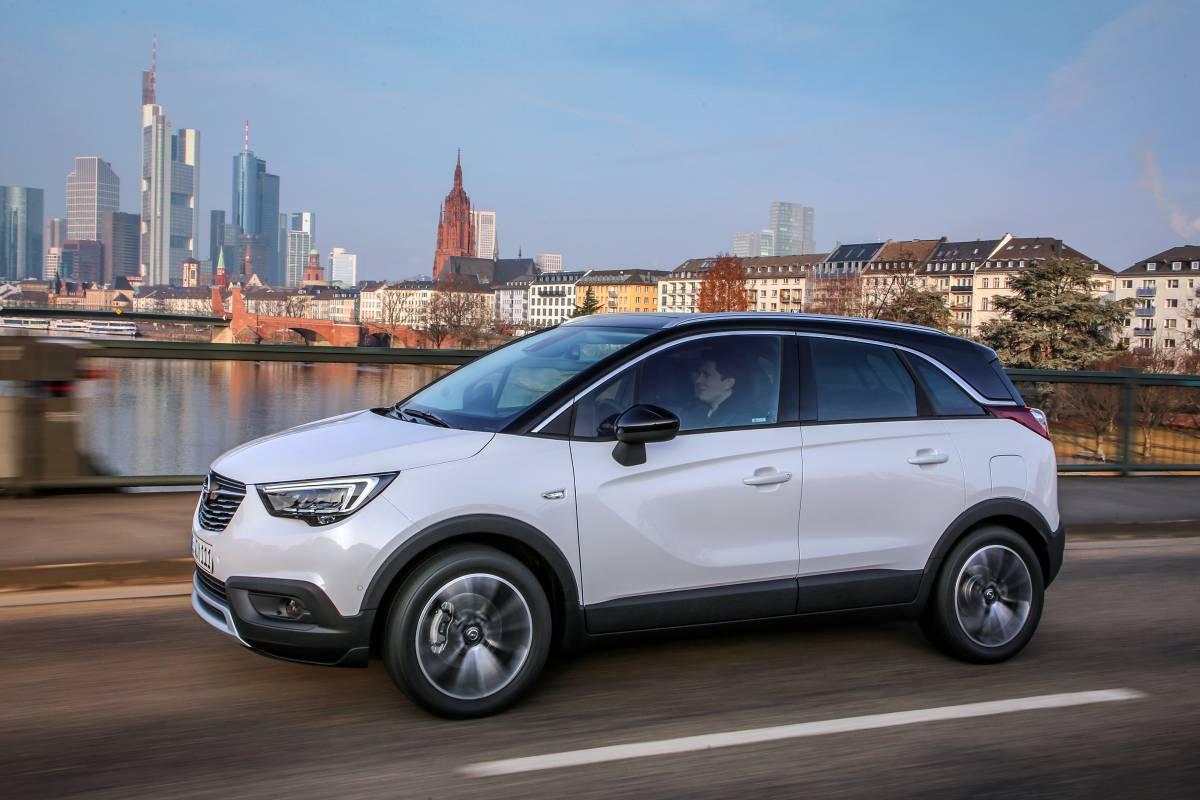 Opel Crossland X: Unerwartete Genfer Premiere
