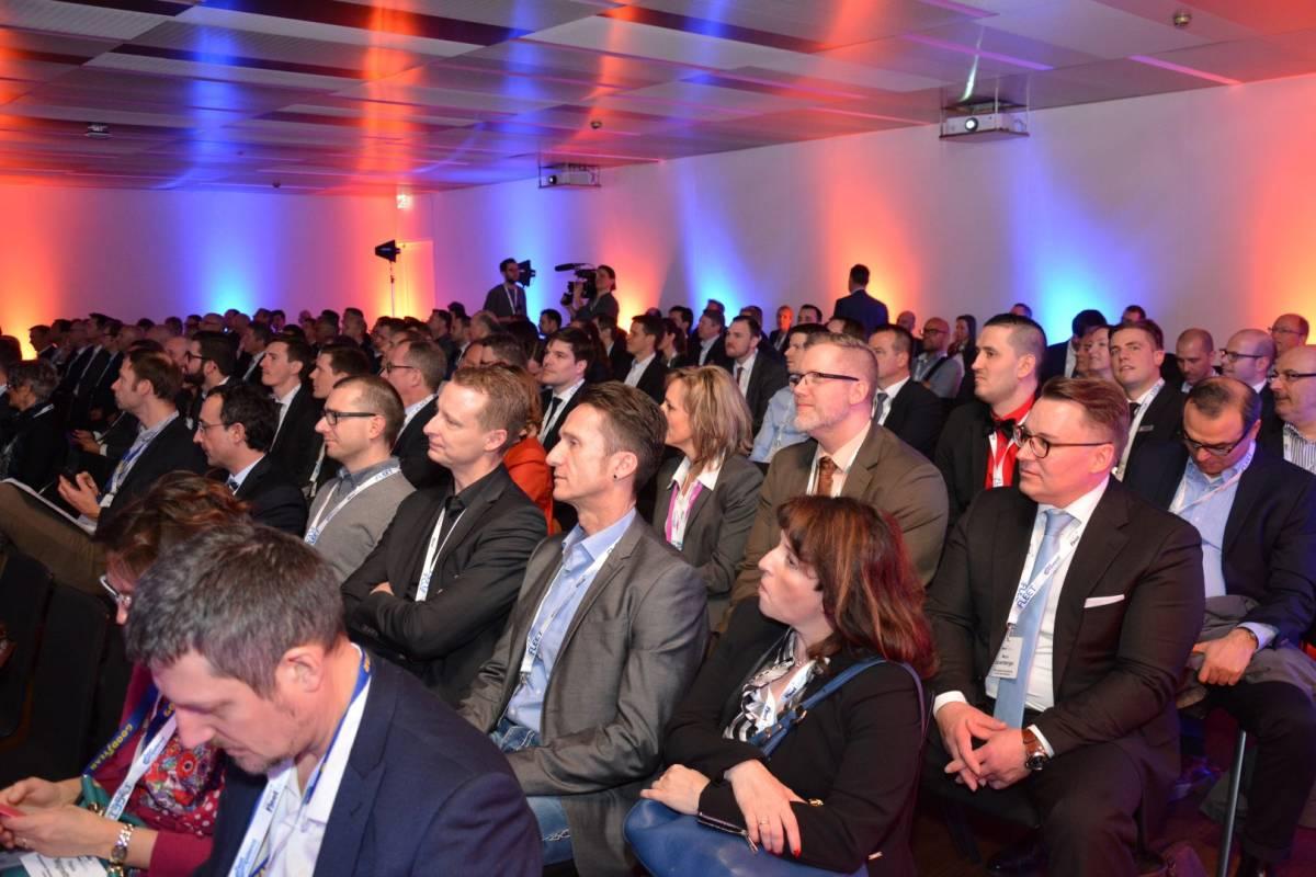 Erfolgreiches International Fleet Meeting 2017 am Genfer Autosalon
