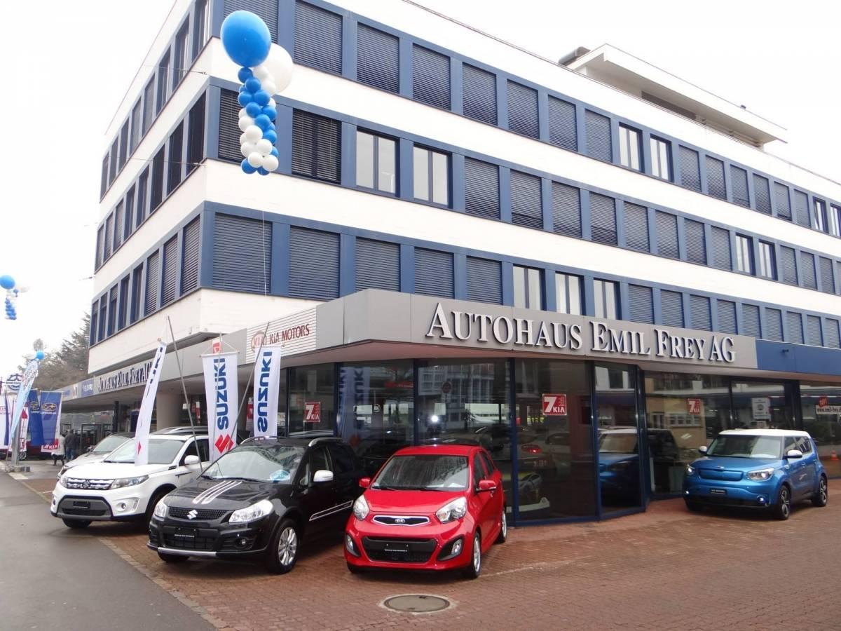 Emil Frey wird Europas grösster Autohändler
