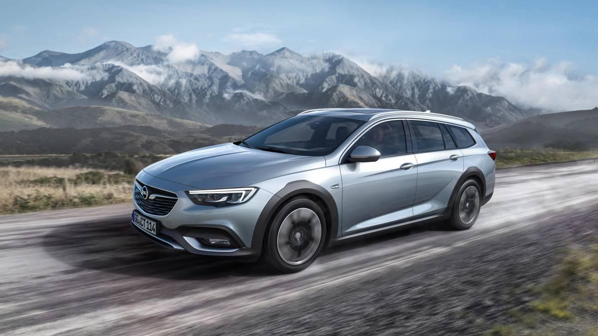 Opel-Flaggschiff im Offroad-Look: Der neue Insignia Country Tourer