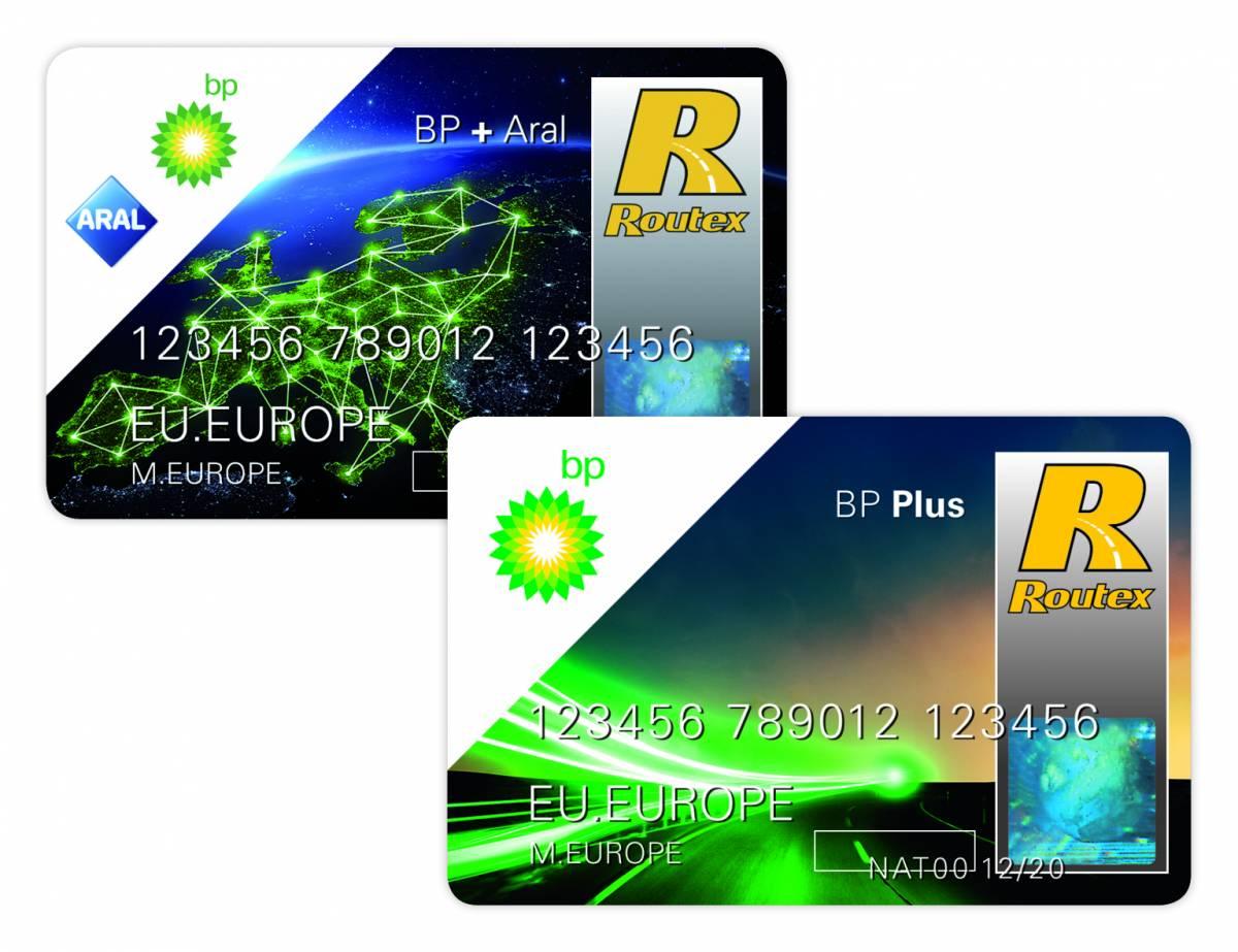 Neue internationale Tankkarte für BP und Aral