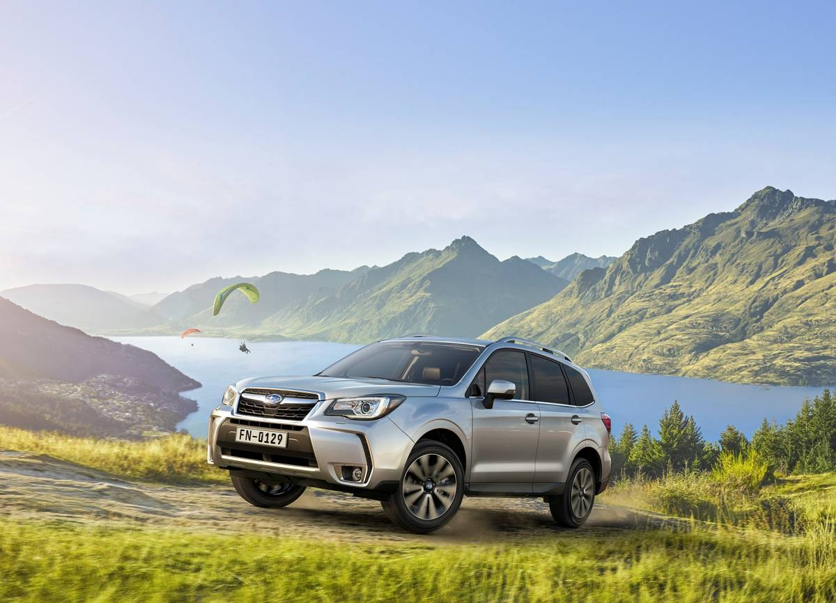 Subaru Forester AWD mit EyeSight