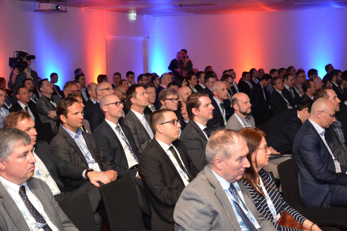 International Fleet Meeting 2018: Der Treffpunkt der internationalen Flottenbranche