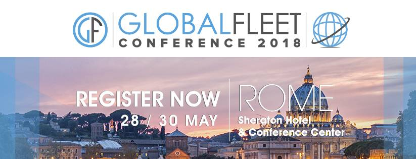 Global Fleet Conference 2018 in Rome