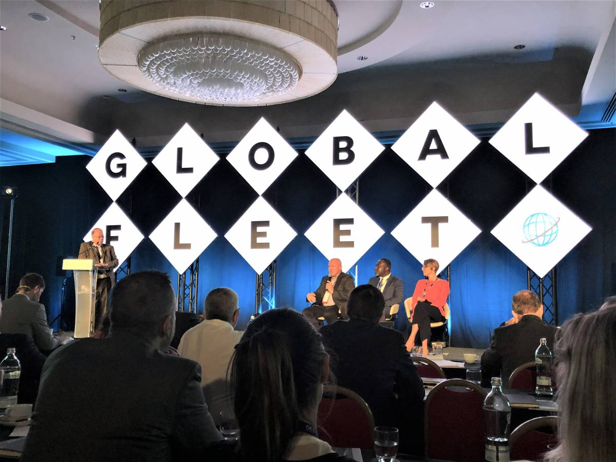 Global Fleet Conference 2018 in Rom