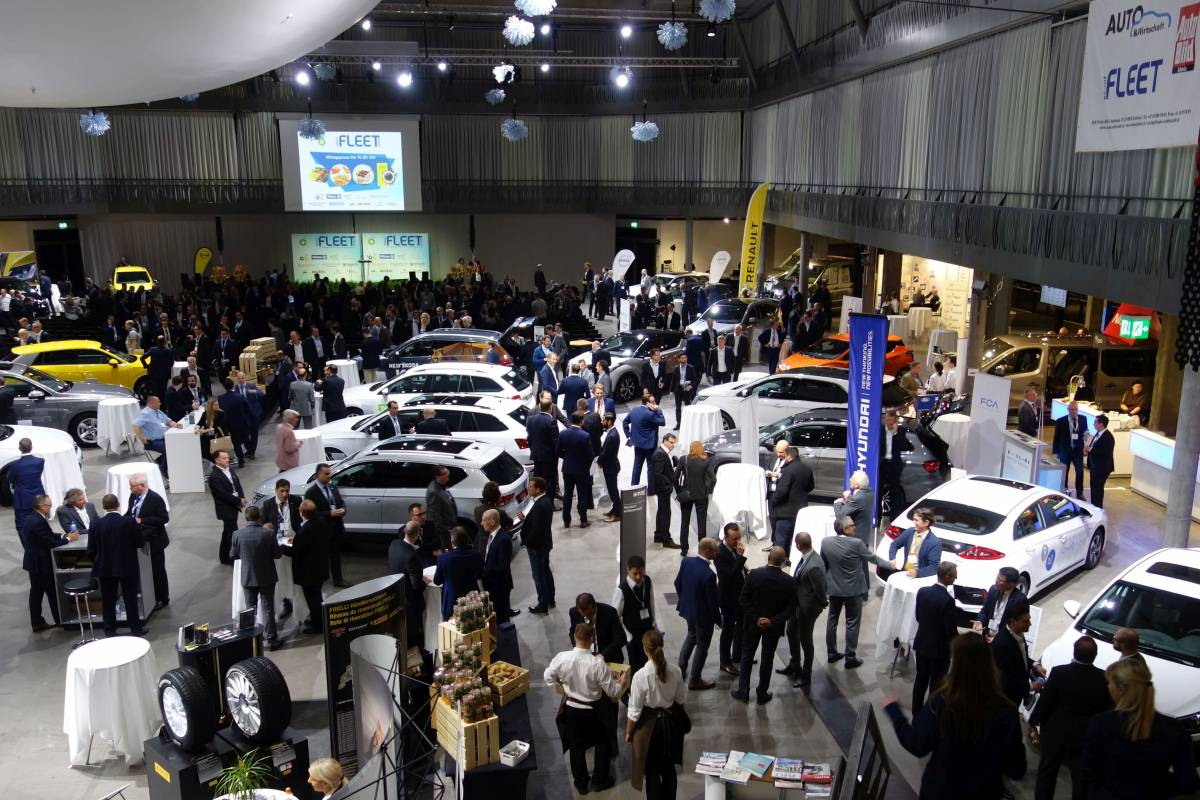 aboutFLEET Event 2018: Das Highlight der Flottenbranche!