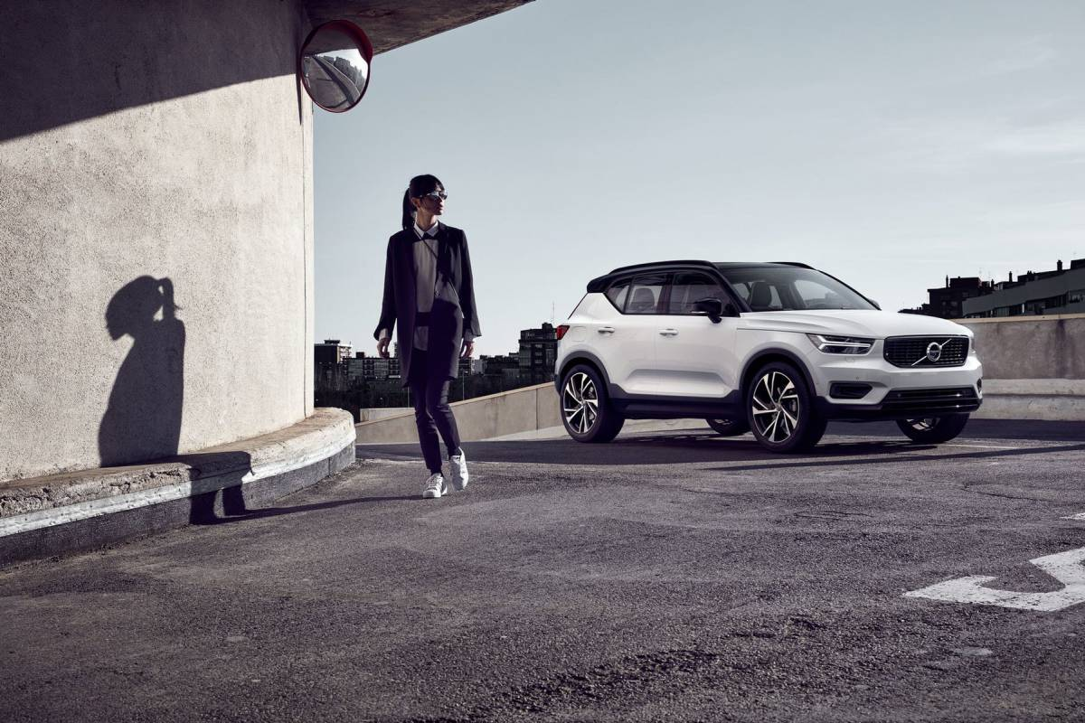 Volvo XC40 ist «Women's World Car of the Year 2018»