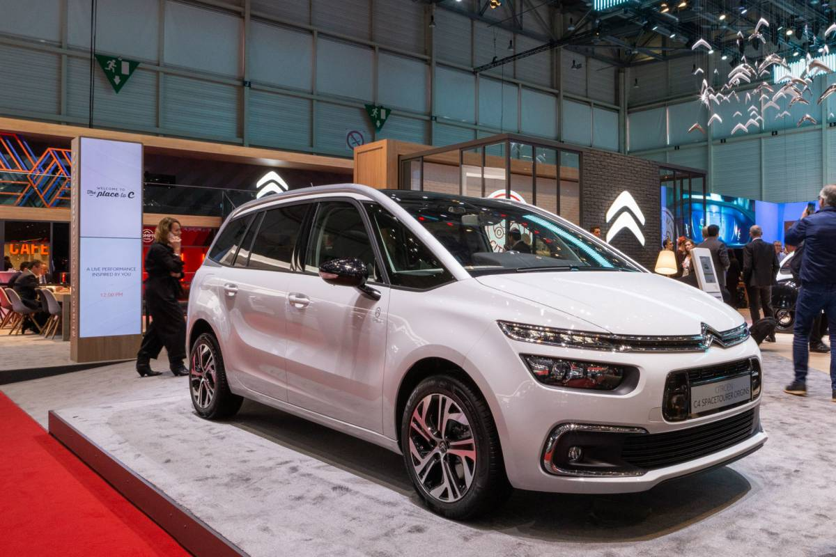 Citroën gewinnt Creativity Award am 89. Auto-Salon in Genf