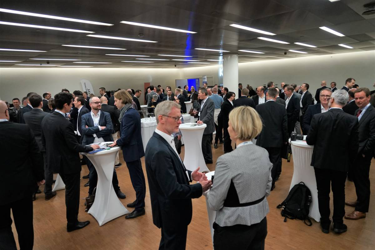 Mehr Networking am International Fleet Meeting Geneva