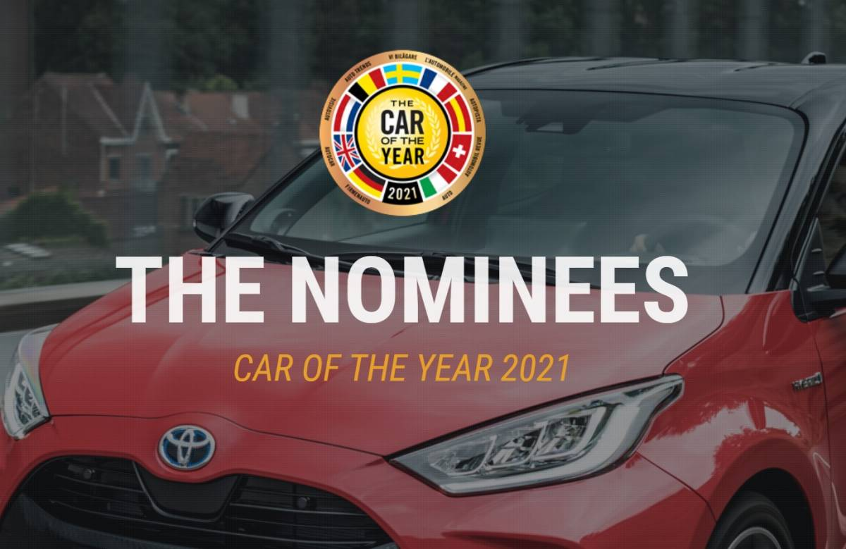 Das sind die Nominierten für «Car of the Year» 2021