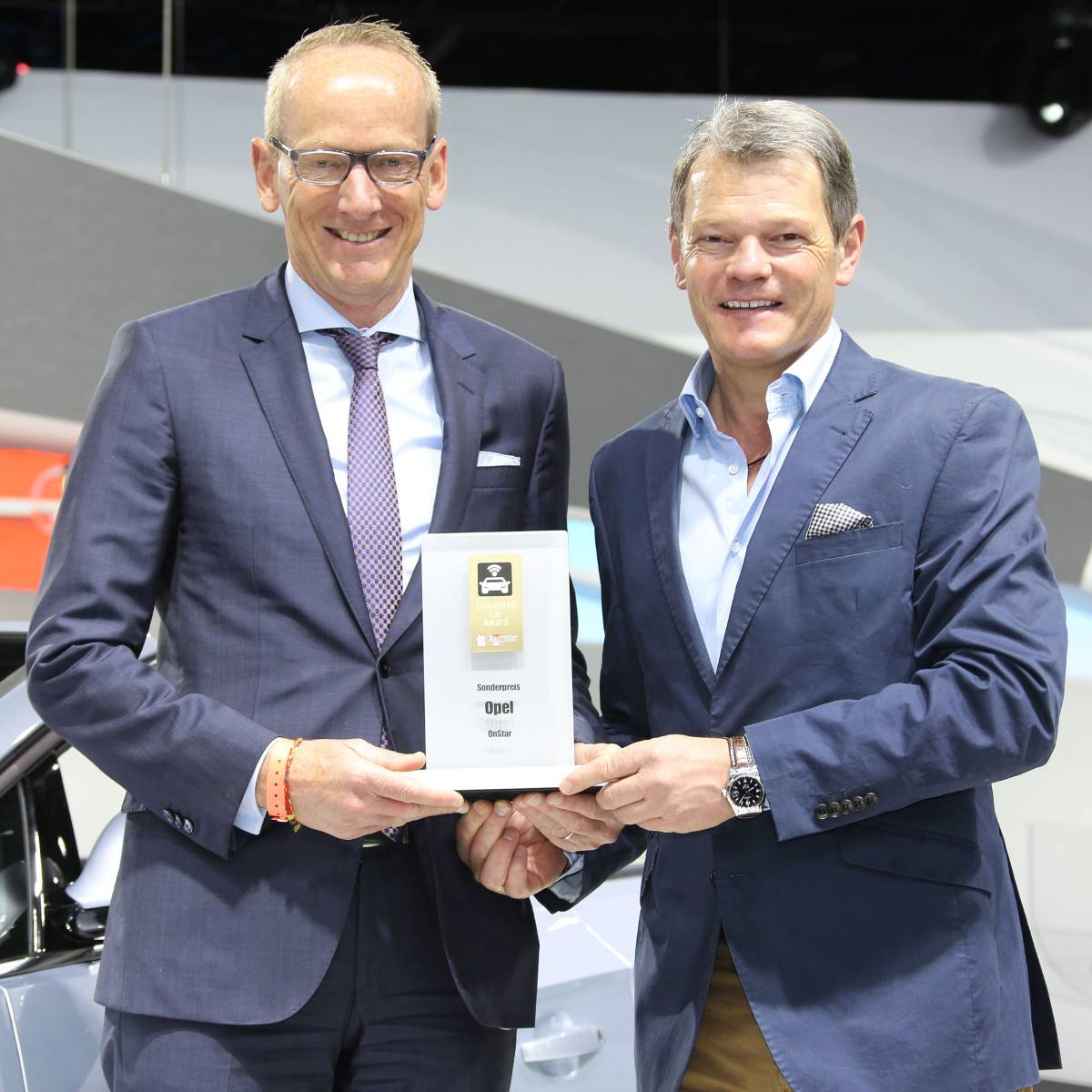 Connected Car Award für Opels neue OnStar-Vernetzung