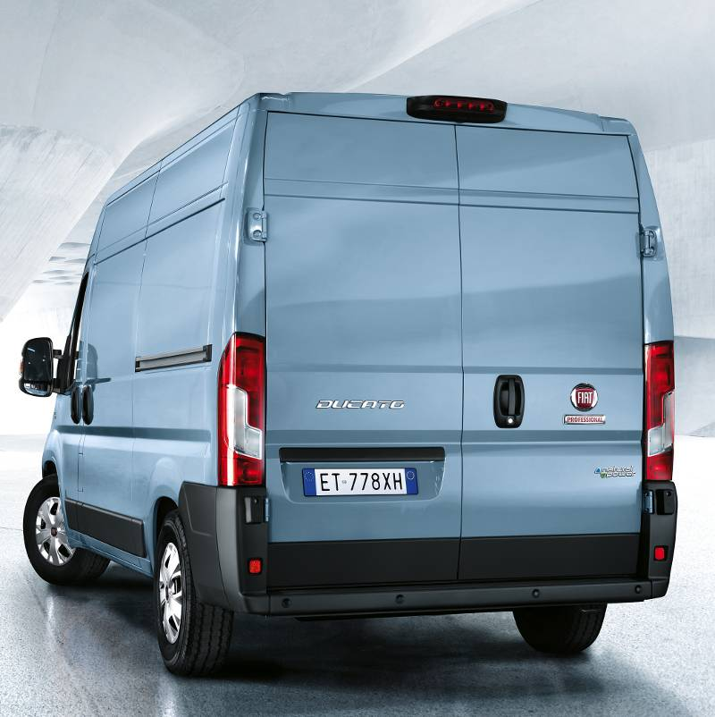 Fiat Ducato Natural Power: Transporter mit Euro 6