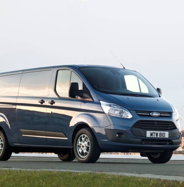 "Neuer Ford Transit Custom ist ""International Van of the Year"""
