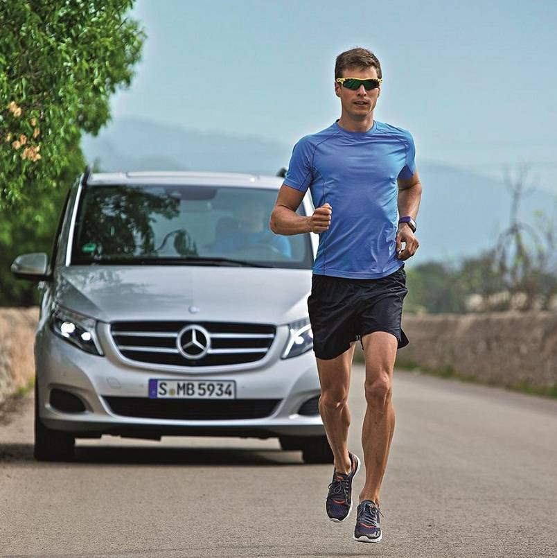 Am 19. Juli: Mercedes-Benz an der «Ironman European Tour 2015»
