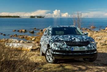 Neuer Škoda Kompakt-SUV heisst Karoq