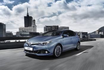 Zwei Drittel aller Hybride sind von Toyota und Lexus